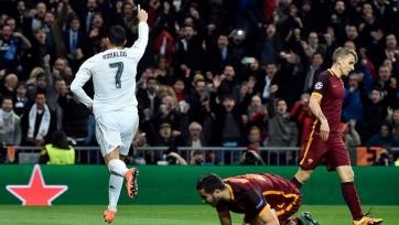 «Реал» вновь обыграл «Рому»