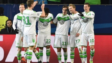 «Вольфсбург» пробился в четвертьфинал Лиги чемпионов