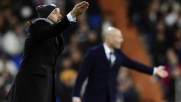 Спаллетти: «Реал» был сильнее нас и заслужил проход в следующий раунд»