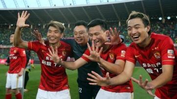 «Гуанчжоу Эвергранд» - самый дорогой футбольный клуб в мире