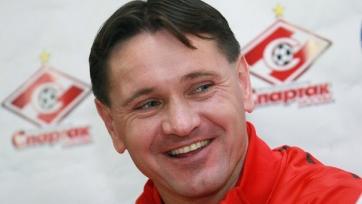 Дмитрий Аленичев останется у руля «Спартака», если команда попадёт в Лигу чемпионов