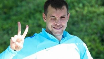 Артём Дзюба: «Если попадём в четвертьфинал ЛЧ, то каждый из нас захочет замахнуться на большее»