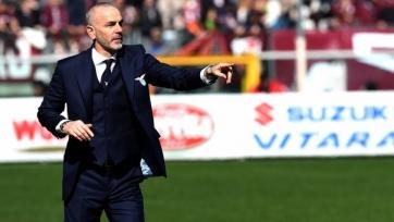 Пиоли намекнул, что в матче со «Спартой» «Лацио» сыграет не основным составом