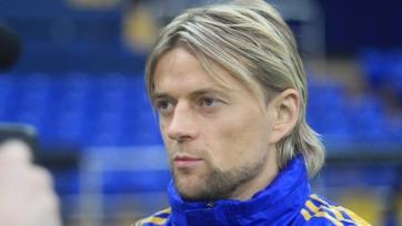 Тимощук будет представлять футболистов в исполкоме ФФУ