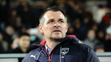 Наставник «Бордо» Саньоль дисквалифицирован на три матча