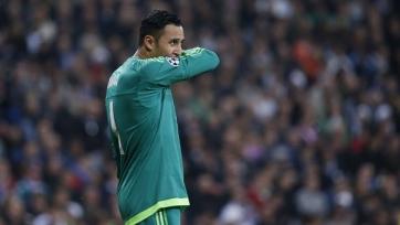 Навас может подписать с «Реалом» новый контракт на улучшенных условиях