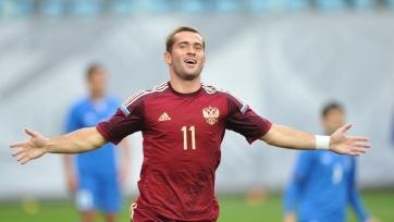 Александр Кержаков: «Я очень хотел вернуться в сборную»