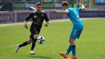 Эльмир Набиуллин против «Зенита», скорее всего, не сыграет