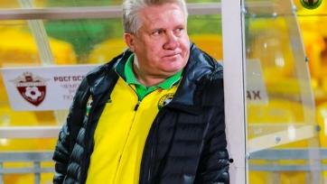 Ташуев: «Мы довольны, команда провела хороший поединок»