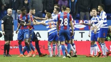 «Кристал Пэлас» пробился в полуфинал Кубка Англии
