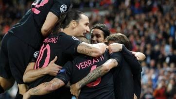 ПСЖ уже завтра может досрочно стать чемпионом Франции