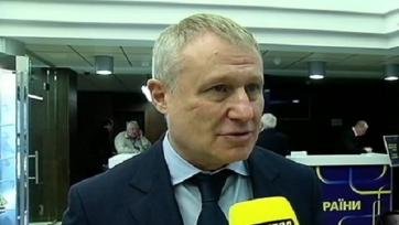 Суркис подтвердил, что финал ЛЧ в 2018-м году может пройти в Киеве