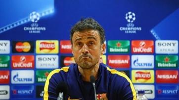 Энрике: «Самым серьёзным соперником «Барселоны» в Ла Лиге является мадридский «Атлетико»
