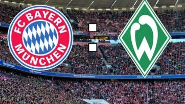 «Бавария» - «Вердер». Стали известны стартовые составы команд