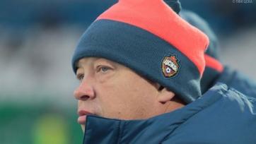 Леонид Слуцкий: «Первый пропущенный мяч оказался ключевым»