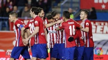 «Атлетико» ожидаемо обыграл «Депортиво»