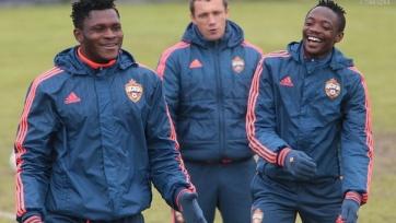 Оланаре рассчитывает на успех ЦСКА в чемпионской гонке