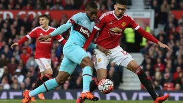 «Вест Хэм» не удержал победу в матче с «Манчестер Юнайтед»