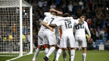 «Реал» едва не потерял очки в матче с «Лас-Пальмасом»