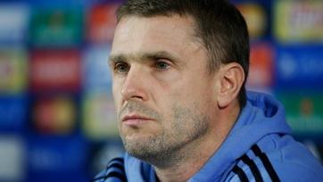 Сергей Ребров: «Будем биться за нужный результат, вне зависимости от исхода первого матча»