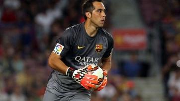 Вратарь «Барселоны» Браво попал в сферу интересов «Ман Сити»