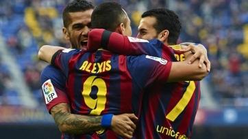 Алвес: «Санчес ушёл из «Барселоны», так как не понял философию команды»