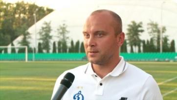Дмитрий Хохлов не стал комментировать возможное назначение в «Динамо»