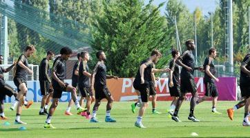 Массимилиано Аллегри определился с футболистами, которые полетят в Мюнхен