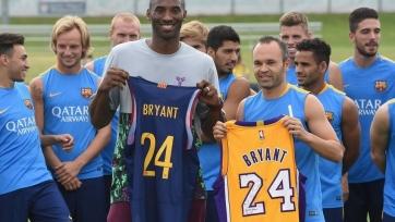 Брайант сравнил «Барсу» с «Лейкерс» и «Сан-Антонио Спёрс»