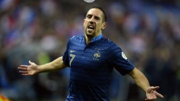Рибери готов вернуться в сборную Франции