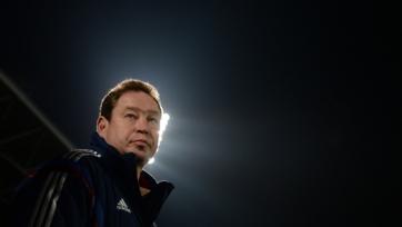 Леонид Слуцкий был признан лучшим тренером 2015-го года