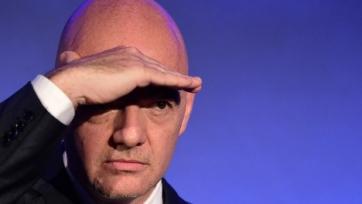 Джанни Инфантино: «Деньги, которые украли у ФИФА, предназначались для футбольных полей, а не особняков и бассейнов»