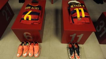 Стали известны стартовые составы «Барселоны» и «Арсенала»