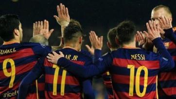 «Барселона» снова обыграла «Арсенал»