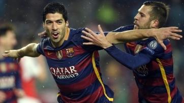 Луис Суарес: «Мы были сильнее «Арсенала»
