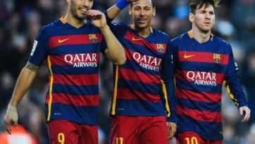 «Барселона» обновила ещё один рекорд Лиги чемпионов