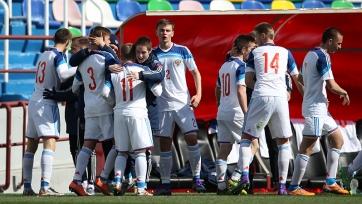 Сборная России одержала первую победу в элитном раунде Евро-2016