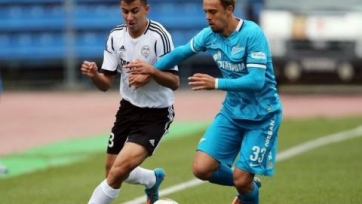 Бывший игрок армавирского «Торпедо» тренируется с «Локомотивом»