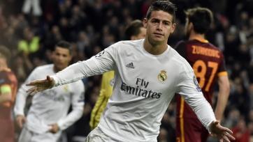 «Манчестер Юнайтед» может подписать Хамеса Родригеса