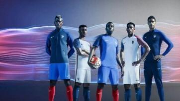 Англия, Португалия и Франция презентовали новую форму