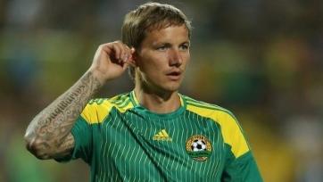 Роман Павлюченко приступил к тренировкам