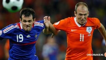 Арьен Роббен пропустит мартовские товарищеские матчи сборной Нидерландов