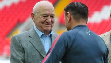 Симонян: «Аленичев, как настоящий спартаковец, понимает, что для нашей команды не может быть другого места, кроме первого»