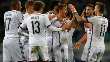 Немцы обнародовали заявку на матчи с англичанами и итальянцами