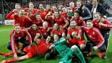 Уэльс обнародовал заявку на матчи с украинцами и Северной Ирландией