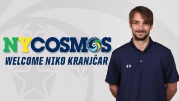 Нико Кранчар будет выступать в «Космосе»