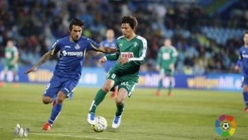 «Эйбар» ушёл от поражения в матче с «Хетафе»