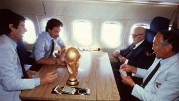Alitalia подарила миланскому музею легендарный самолёт, доставивший итальянскую сборную домой после триумфа на ЧМ-1982