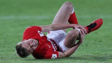 Макеев успеет восстановиться к матчу с «Ростовом»