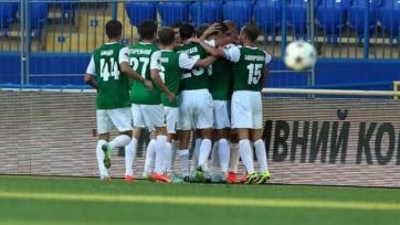 «Александрия» переиграла «Черноморец»